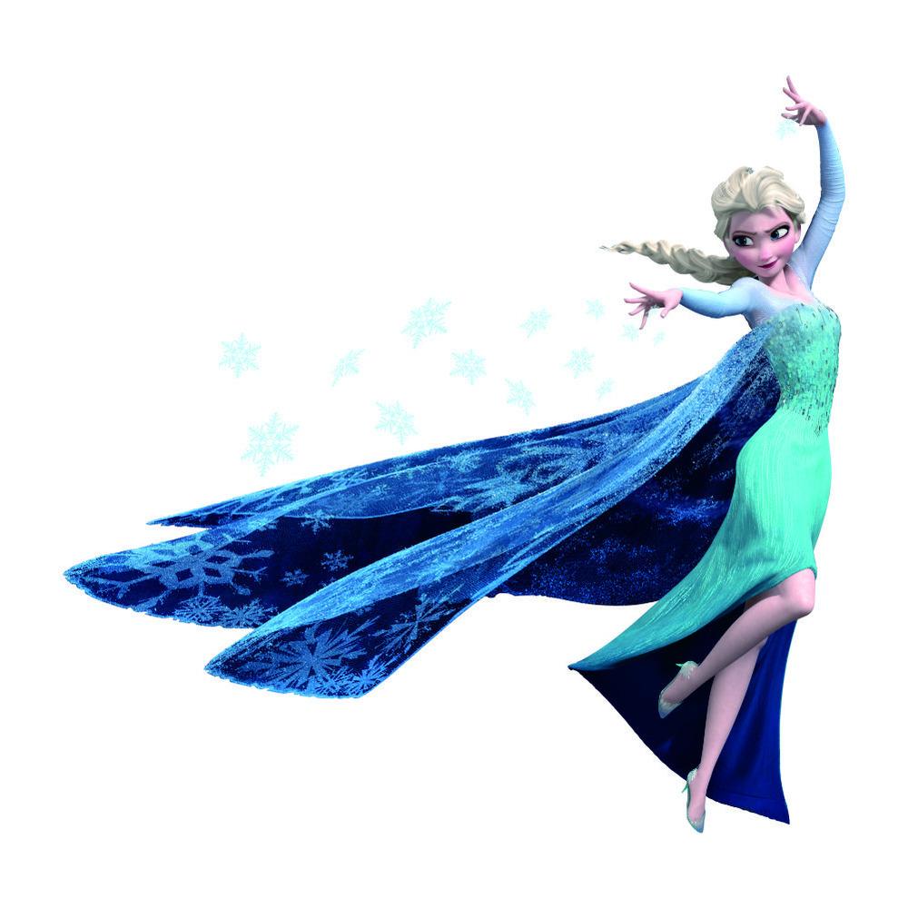 Samolepka Elsa Ledové království