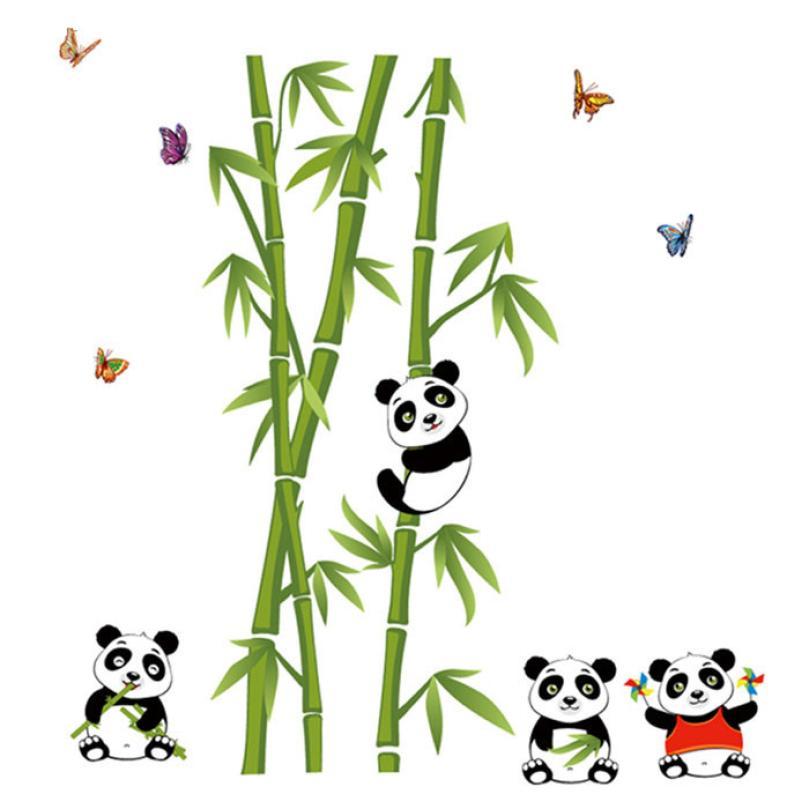 Samolepka Pandy