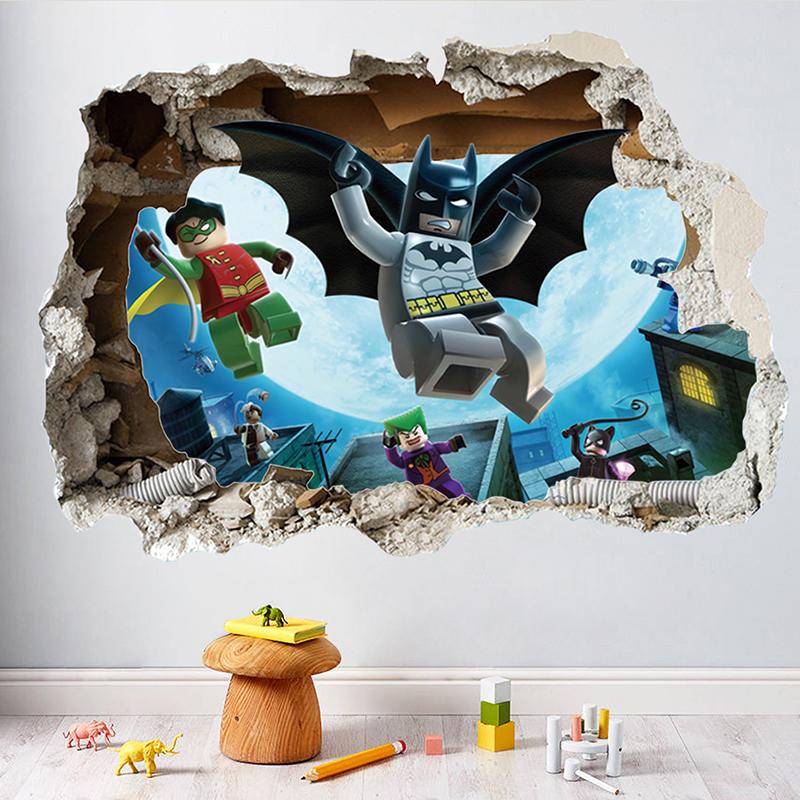 Samolepka Lego Batman