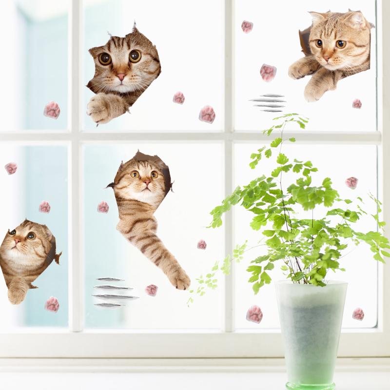 Samolepka Kočky