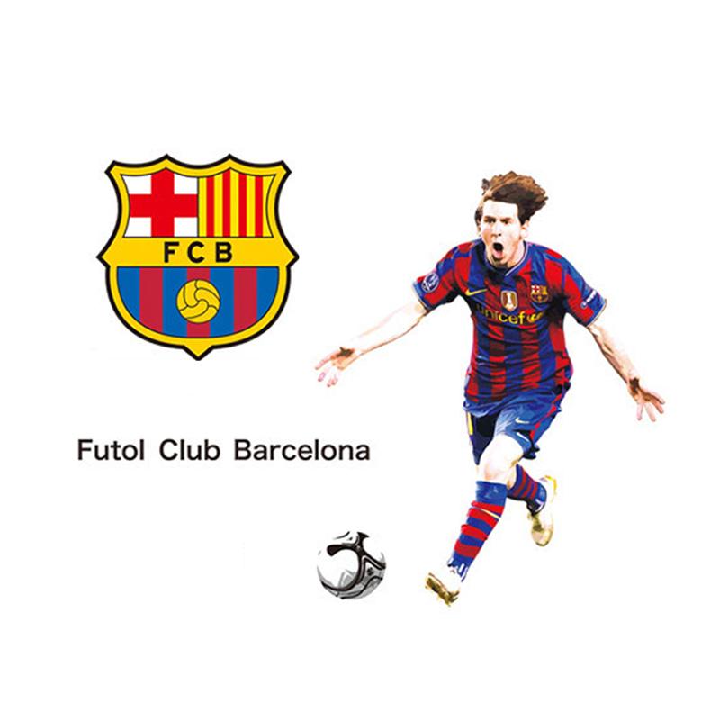 Samolepka Messi FC Barcelona
