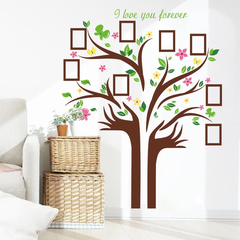 Samolepka Strom Nekonečné lásky
