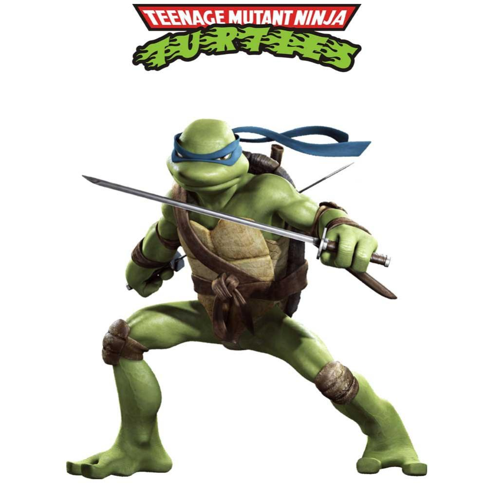 Samolepka Želvy Ninja