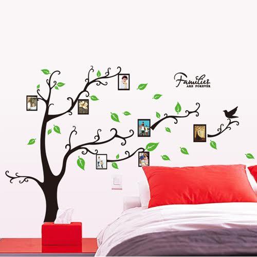 Samolepka Strom rodinných vzpomínek